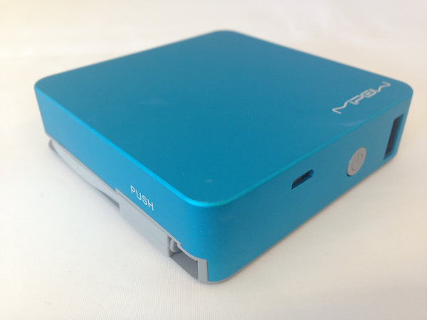 5200mAh powerbank with built-in Micro USB cable