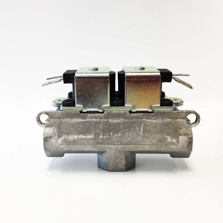 009112-000 Viking Range Double Solenoid Valve - La Cuisine International Parts