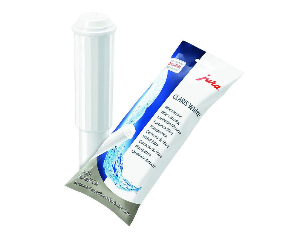 Jura Descaling, Cleaning Tablets and Claris White Water Filter Kit - La Cuisine International Parts