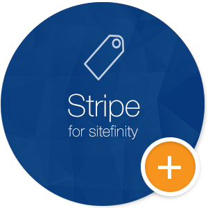 Stripe for Sitefinity