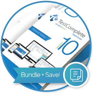 TestComplete 10 Made Easy Bundle