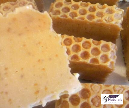 Honey Shampoo Bar