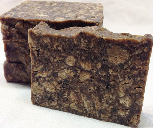 Bulk: Raw African Black Soap