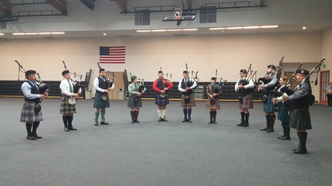 College of Bagpiping
