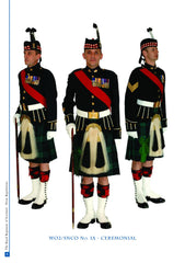 No1 dress uniform  Kilt
