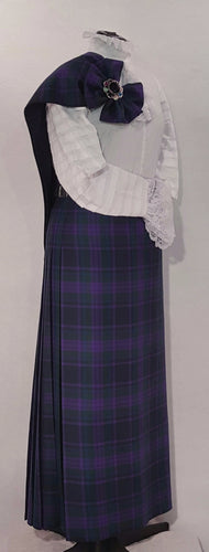 Scottish Custom Couture Hostess Skirt