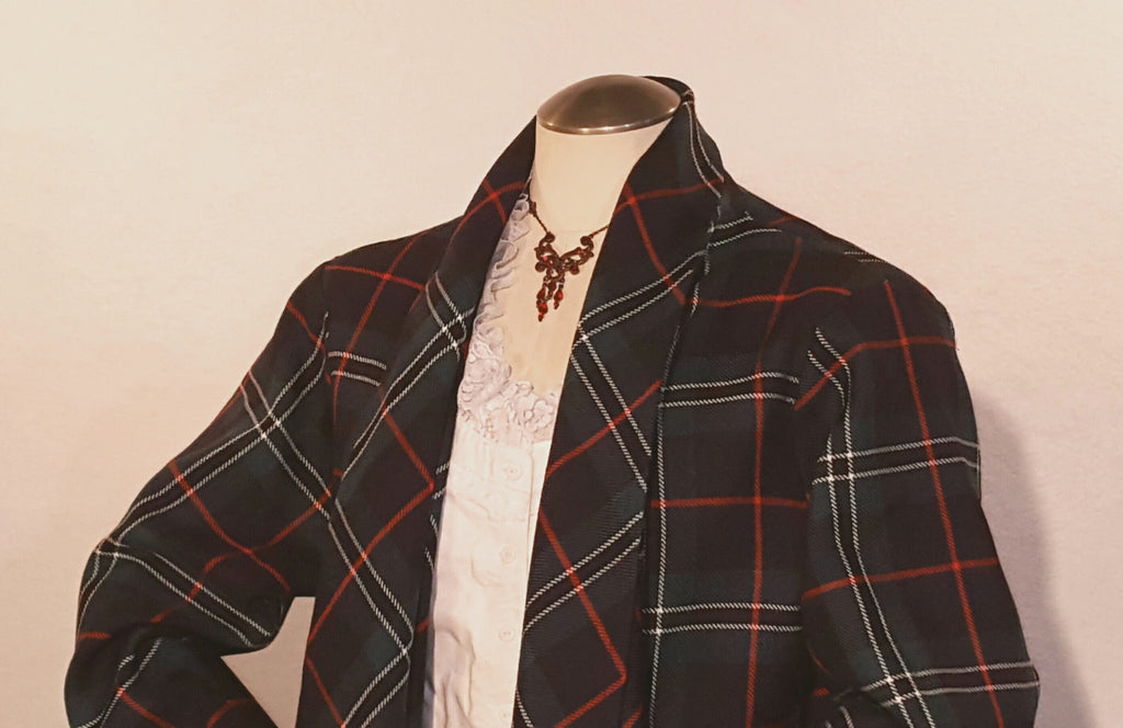 Kerry Jacket Strome Tartan