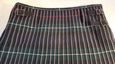 back custom hand sewn kilt