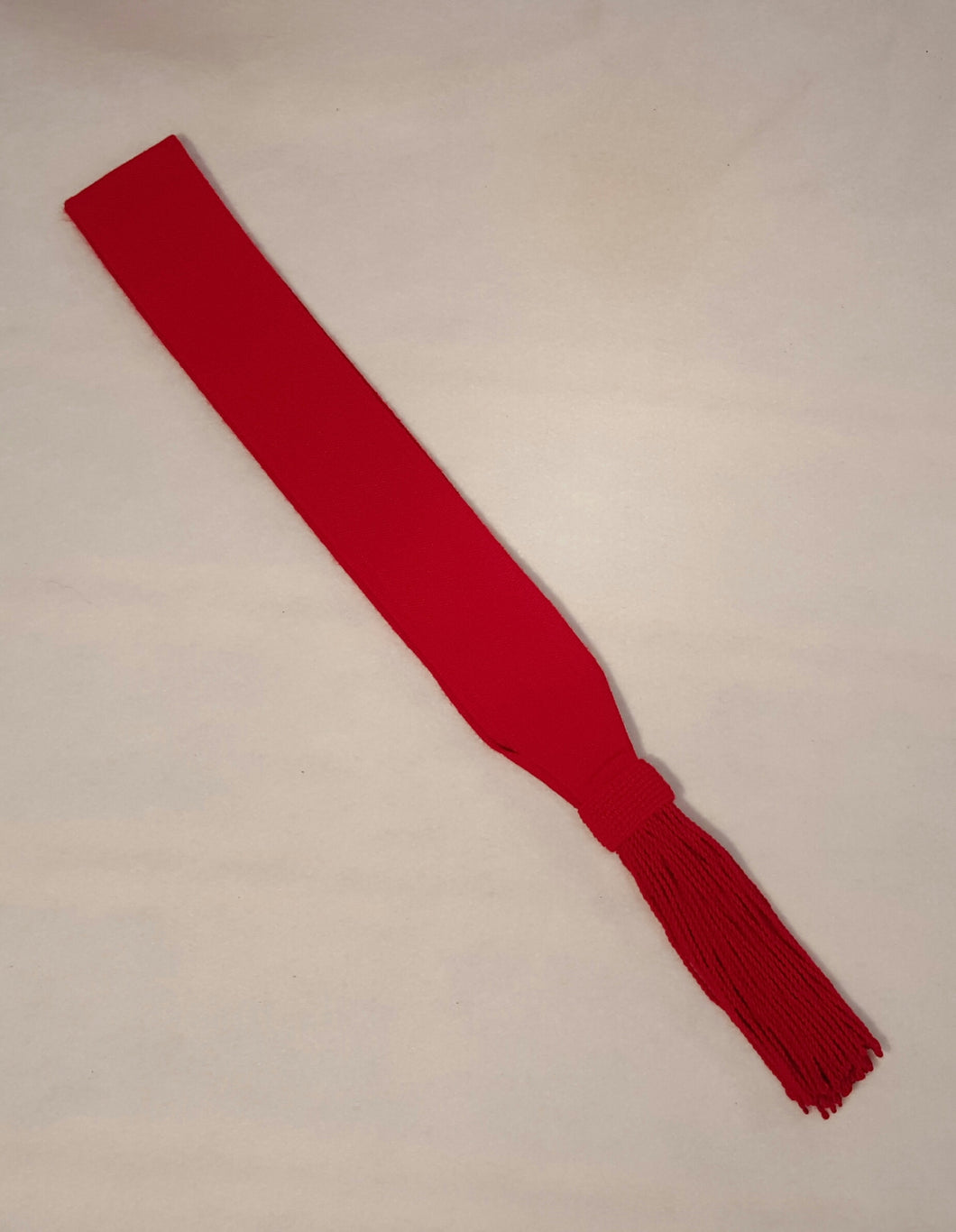 Red Officers Sash