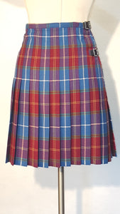 Ladies Tartan (Plaid)kilt,  Three Yard