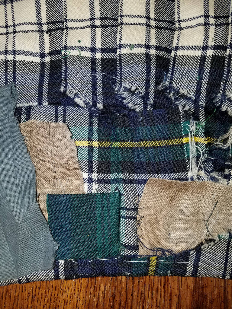 Extensive Kilt Repair Inquiry