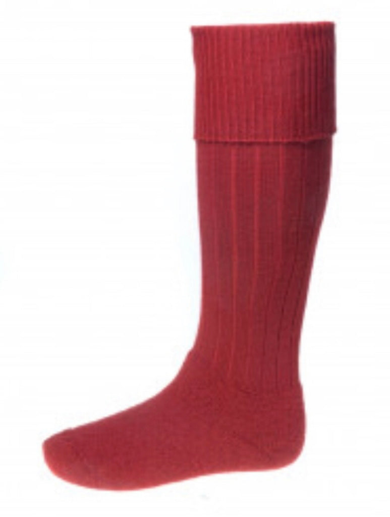 Scarba Hose (Brick Red)