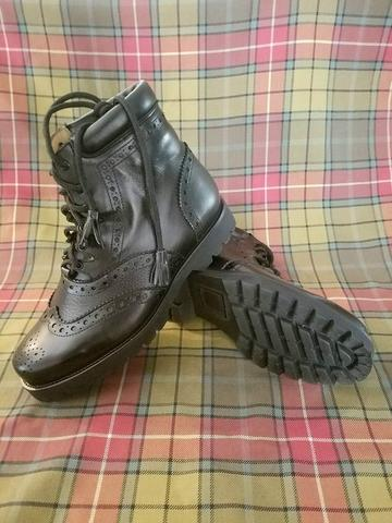 Brogue Boots (Clearance Item)