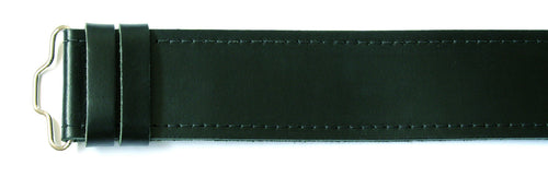 Plain Hide Velcro Kilt Belt