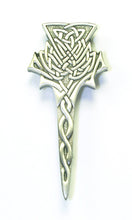 Highland Thistle Kilt Pin