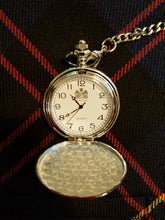 Pocket Watch, Celtic Thistle