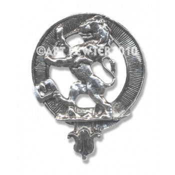 Lion clan badge