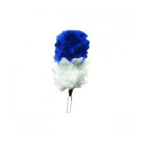 "Feather Bonnet Hackle (Half Size) 6""  Two Colors"