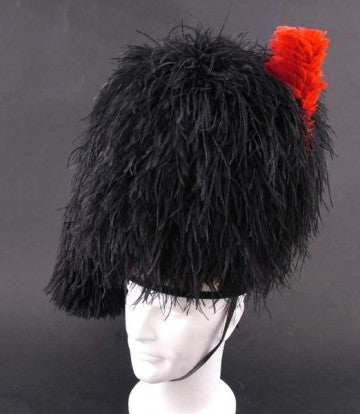 Feather Bonnet 4 or 5 Tail