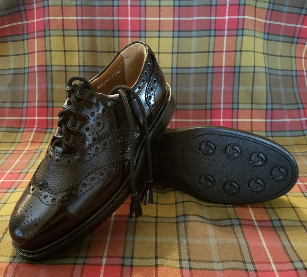 2 Tone Ghillie Brogues