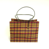 Pattern Wax Cotton - Marche/ Cedar & Maple Plaid