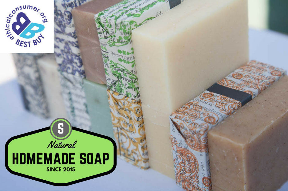 Homemade Soap Collection