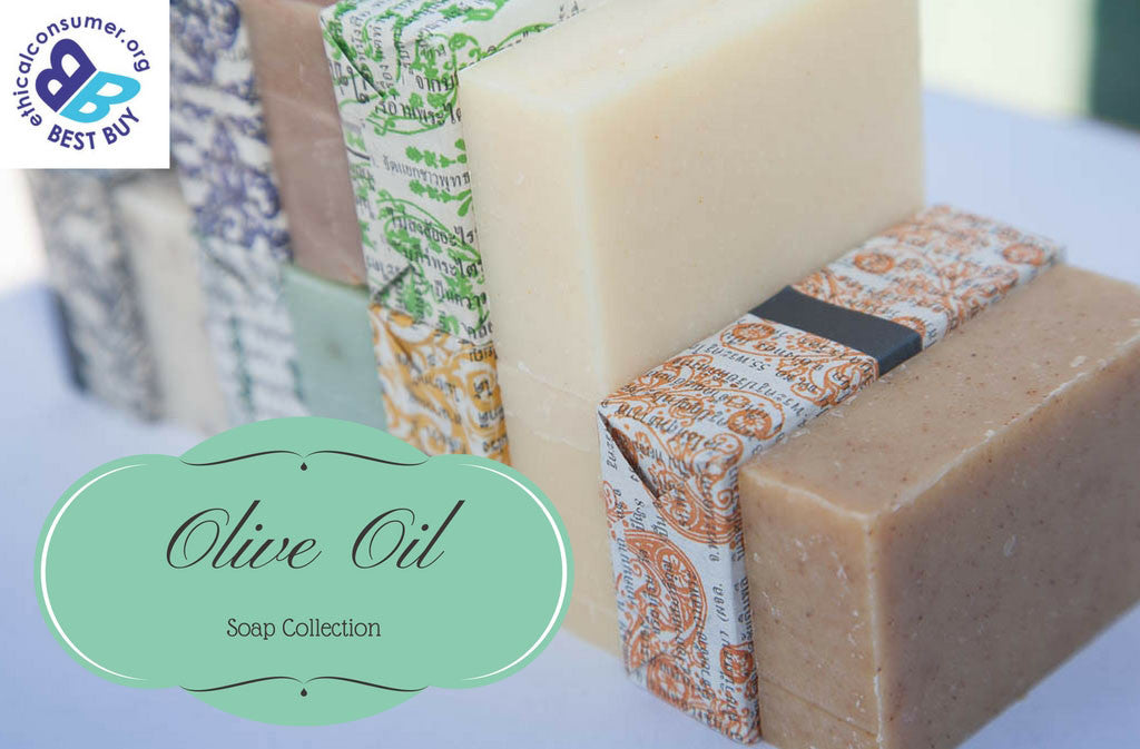 Olive Oil Soap Collection