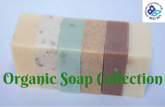 Organic Soap Collection