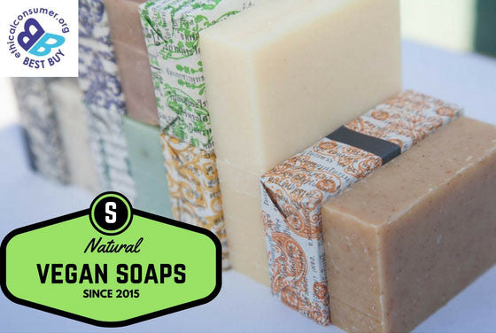Vegan Soap Collection