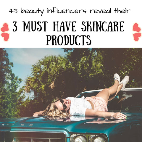 Natural Beauty Products Must Have