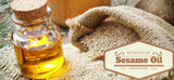 What Are The Benefits of Sesame Oil? | Sabai Soaps UK