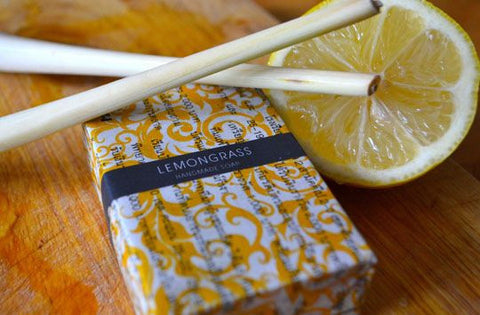Lemongrass Soap | Sabai Soaps