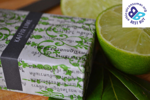 Kaffir Lime 100g Bar