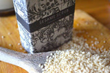 Exfoliating Soap | Sesame Scrub