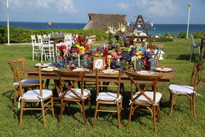 ECLECTIC COLLECTION Lo mas exclusivo en montajes para bodas en Cancun y Playa del Carmen - Mejores Banquetes