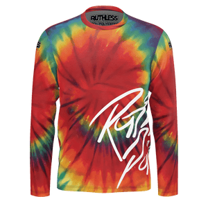 Tie-Dyed Sleeves