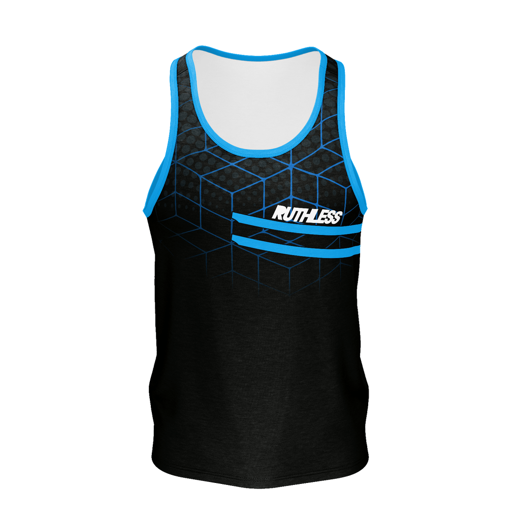 Cube Lines Tank Top