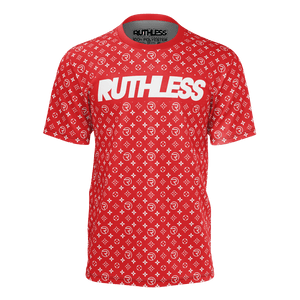 Ruthless Louie All Over Red