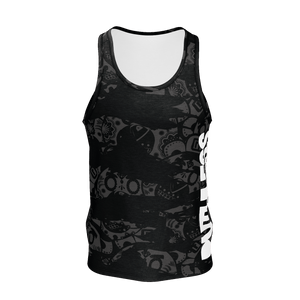 Peaking Bear Tank Top