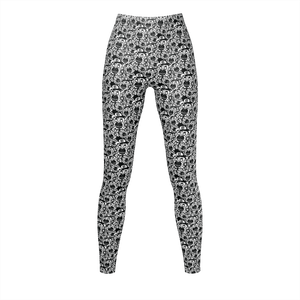 Sugar Bear Leggings - Ruthless Paintball Products