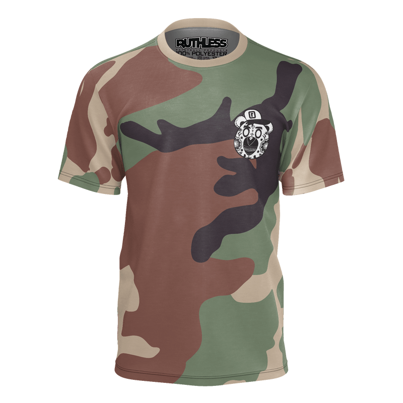 Basic Camo Sugar Bear
