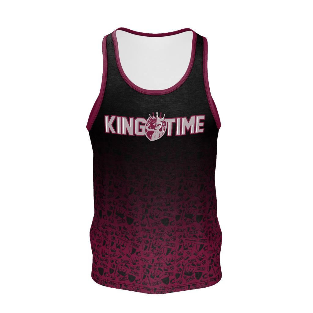 MLKings Faded Allover Tank Top