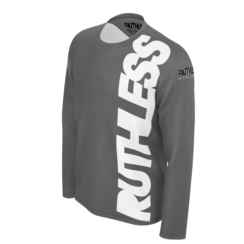 Vertical Ruthless Gray