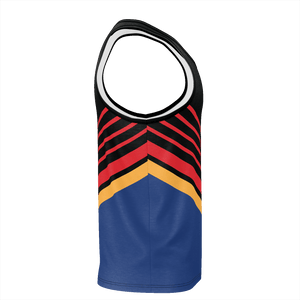 Retro Stripes Tank Top
