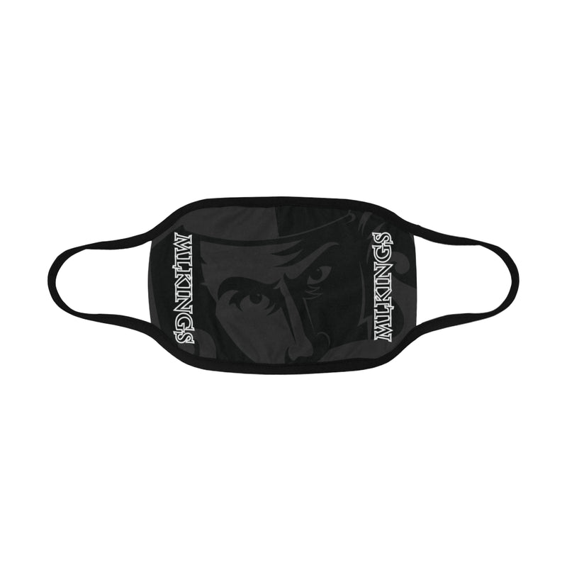 MLKings Faded Face Mask