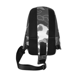 Modern Camo Chest Bag - Ruthless Paintball Products
