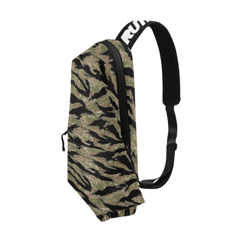 Tiger Stripe Sling Bag - Ruthless Paintball Products
