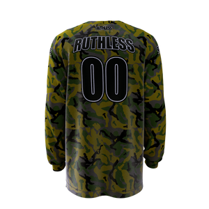 Dick Camo Breeze Jersey