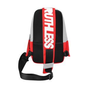 Red Tag Chest Bag - Ruthless Paintball Products