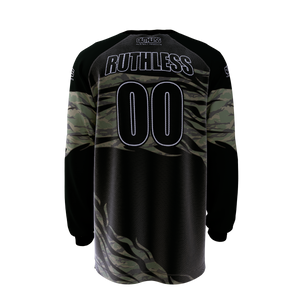 Flaming Camo Breeze Jersey